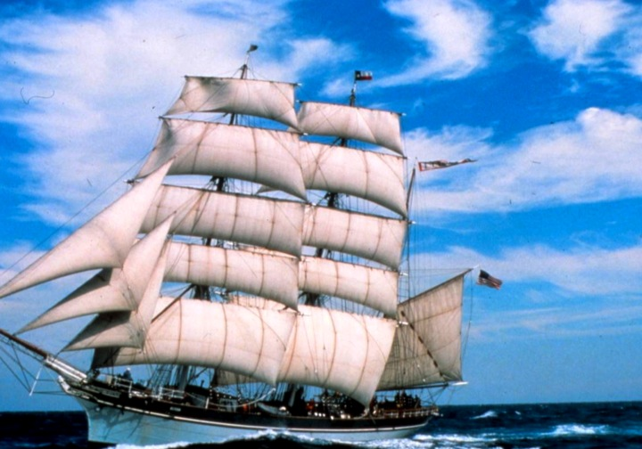 Elissa, Tall Ship out of Galveston